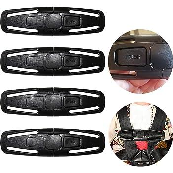 4 Stück Baby Sicherheitsgurt Clip Autositz Brustgurt Clip Kindersicherheitsgurt Schnalle Gurt Gurt Für Kinder Clip Autositz Kinder Kindersicherheitsgurt Schnalle Baby
