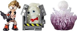 Mattel Ghostbusters Jillian, Rowan in Trap, and Gertrude Ghost Mini Figure (3 Pack)