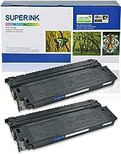 SuperInk 2 Pack Compatible for Canon E40/E30/E31/E16/E20 (1491A002AA) Black Toner Cartridge for PC-170 PC-940 PC-795 PC-950 PC-745 PC-980 Copy Machines Printers