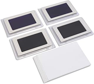 Juvale Clean Touch Ink Pad for Baby Hand Foot Prints – 4 Pack