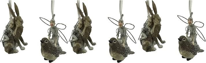 rabbits and christmas trees