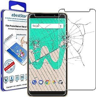 ebestStar – kompatibel med Wiko View Max pansarglas skyddsfolie glas, skyddsglas skärmskydd, displayskyddsfolie 9H härdat ...