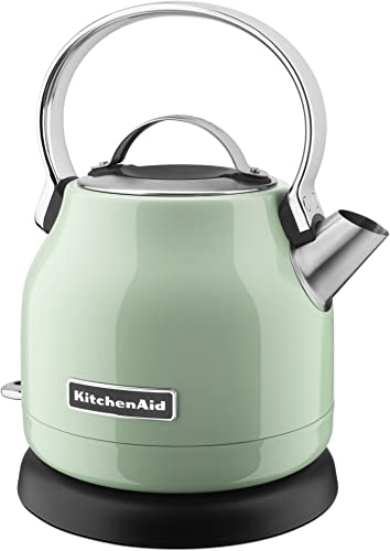 2021 KitchenAid KEK1222PT 1.25-Liter online sale Electric online sale Kettle - Pistachio sale