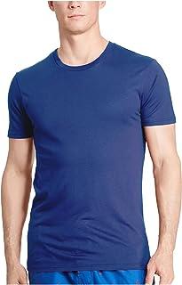 1c39575b7 Polo Ralph Lauren Men's Supreme Ultra-Soft Pima JerseyComfort Crew-Neck T- Shirt
