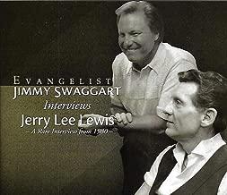 Evangelist Jimmy Swaggart interviews Jerry Lee Lewis