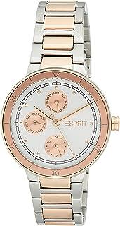 ESPRIT Women's Chrono Fashion Quartz Watch - ES1L226M0055; Multi Color