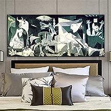 cuadros de la pared del arte para la sala de estar para la decoraci/ón casera de los carteles e impresiones 50x70cmx3 sin marco Pinturas creativas de la lona del color azul marino abstracto