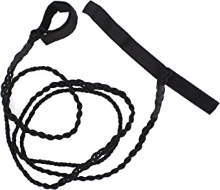 YYST Tri-Corded Travel Clothesline for Hotel Travel, Camping + Laundry Room, No Pins Needed, Small Enough and Lightweight to Store in Laundry Basket, Backpack W/Adjustable Loops (1)