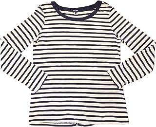 Splendid Women's Cerine Slub Stripe Button Back