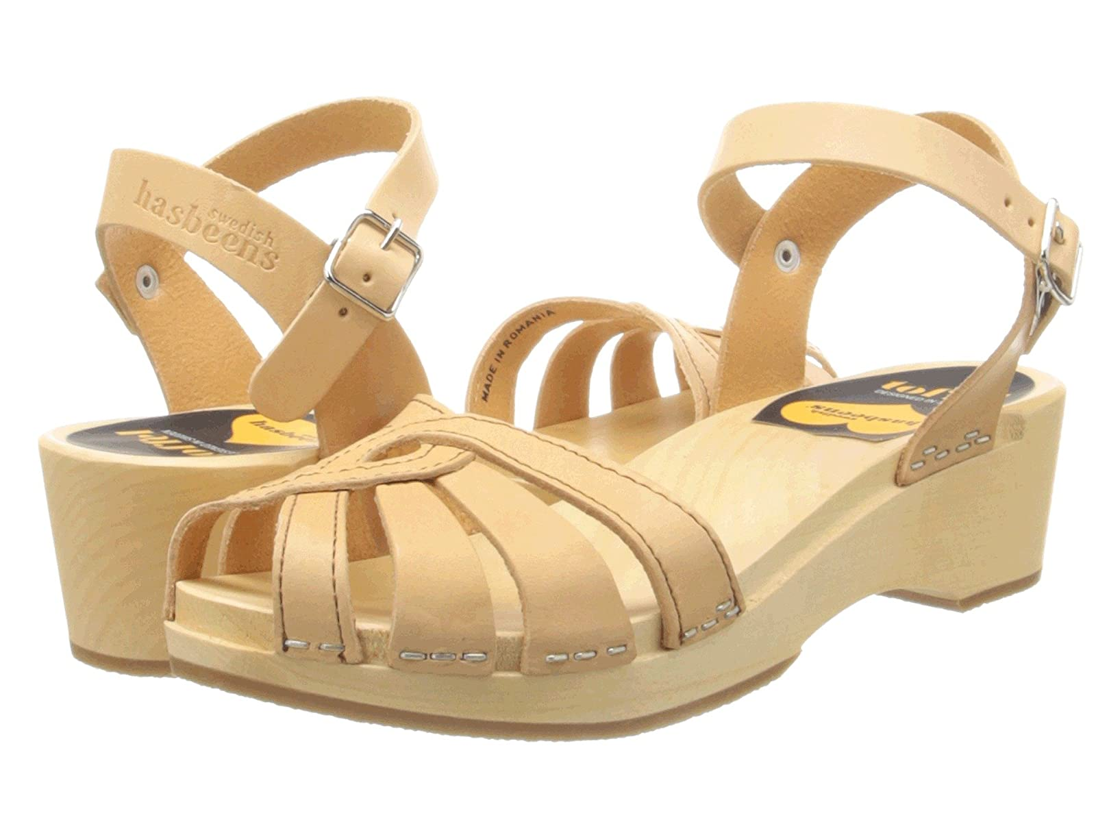 Swedish Hasbeens Cross Strap DebutantCheap and distinctive eye-catching shoes