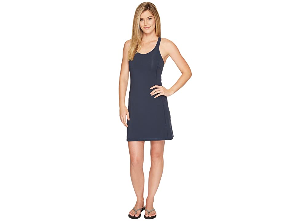 Fjallraven High Coast Strap Dress (Navy) Women