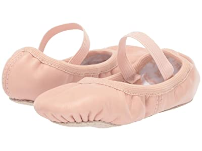 Bloch Kids Giselle Ballet (Toddler/Little Kid) (Pink) Girls Shoes