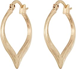The Sak - Arabesque Hoop Earrings
