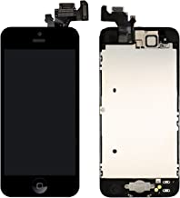 iPhone 5 Screen Replacement Black, 4.0