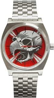 Time Teller Powell Peralta Bones Brigade Limited Edition, Silver/Hawk