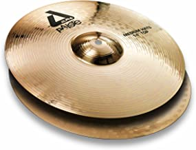 Paiste Alpha Brilliant Cymbal Medium Pair Hi-Hat 14-inch