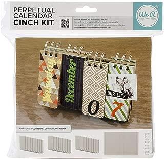 We R Memory Keepers Cinch Kit Perpetual Calendar
