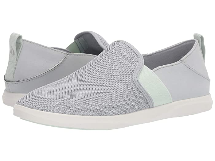 Hale'Iwa  Shoes (Pale Grey/Pale Moss) Women's Shoes