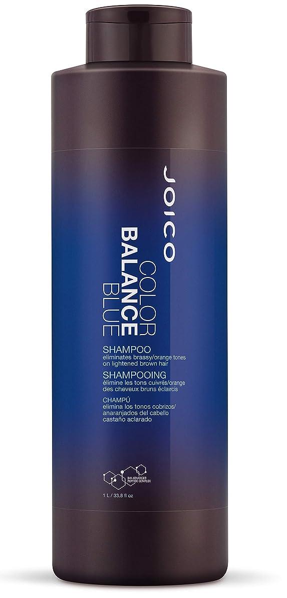労働素晴らしきアラスカジョイコ Color Balance Blue Shampoo (Eliminates Brassy/Orange Tones on Lightened Brown Hair) 1000ml/33.8oz並行輸入品
