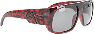 Hombre Sunglasses - Red Tortoise / Brown