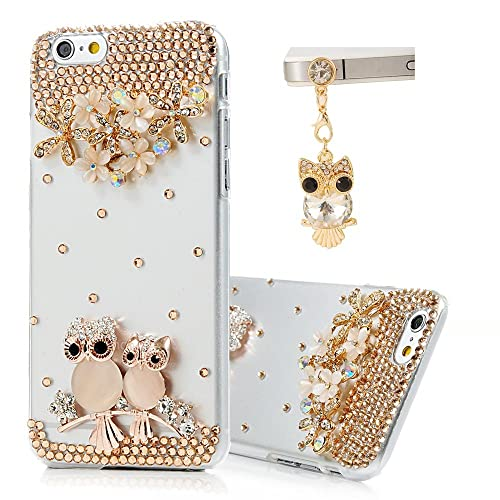 buy online 915d2 acb09 White Chanel Iphone 6 Case: Amazon.com