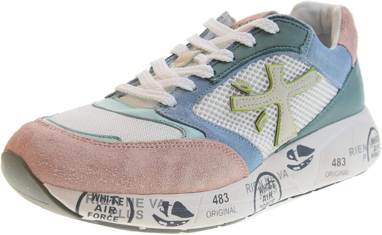 Premiata shoes Woman Low Sneakers Zac-Zac-D_3733