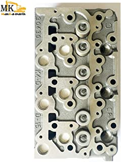 D1703 Cylinder Head Assy for Kubota Engine Bobcat 325 328 329 Excavator 6698627
