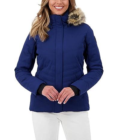 Obermeyer Petite Tuscany II Jacket (Navy) Women