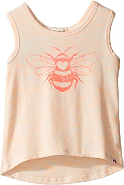 Extra Soft Love Bug Ios Tank (Toddler/Little Kids/Big Kids)