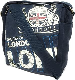 London City Crossbody Messenger Bag