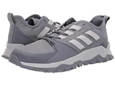 adidas Running Kanadia Trail (Grey/Grey Two/Grey Six) Men