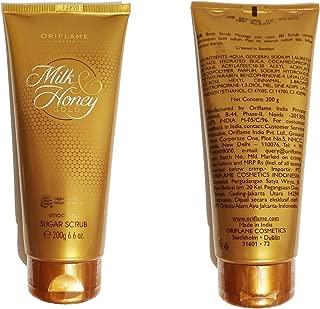 Milk & Honey Gold Smoothing Sugar Scrub