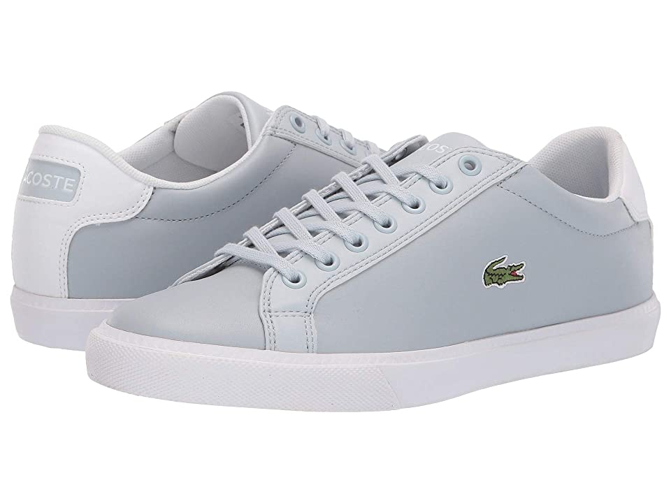 Lacoste Grad Vulc 119 2 P SFA (Light Blue/White) Women