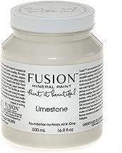 Fusion Mineral Paint 500 ml Limestone