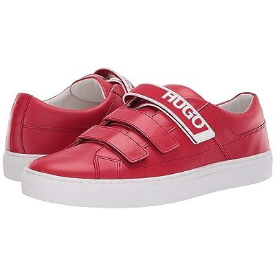 BOSS Hugo Boss Futurism Tenn Sneaker By HUGO (Dark Red) Men