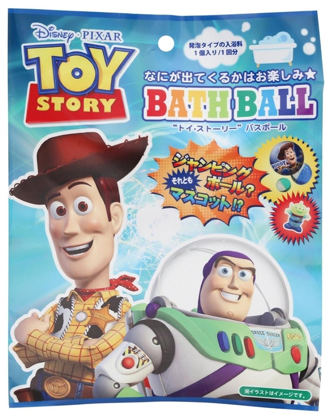 手術どこにでも通貨ディズニー 入浴剤 トイストーリーバスボール おまけ付き DIP-80-01