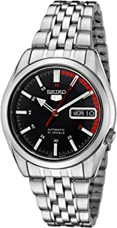Men's SNK375K Automatic Stainless Steel Watch