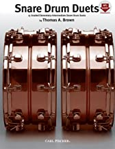Snare Drum Duets - The Competition Collection - Book & CD