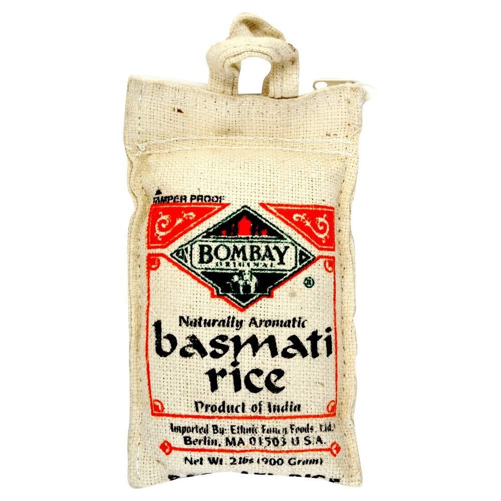 Bombay Rice Basmati 2 Under blast sales lb Manufacturer direct delivery White