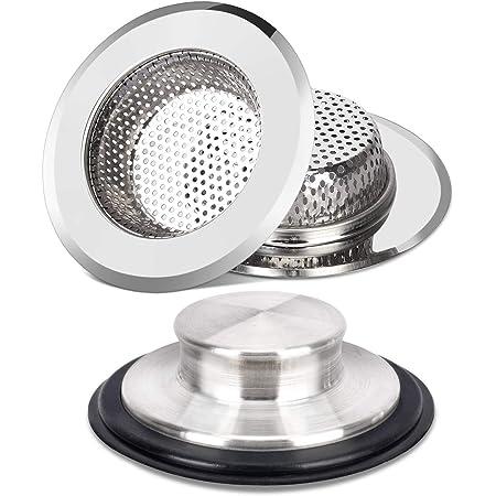 2 plug white for Kitchen sinks