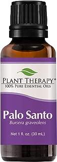 Plant Therapy Palo Santo Essential Oil 100% Pure, Undiluted, Natural Aromatherapy, Therapeutic Grade 30 mL (1 oz)