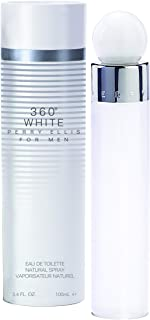 Perry Ellis 360 White Eau De Toilette Vaporisateurspruzzare per esso 100 ml
