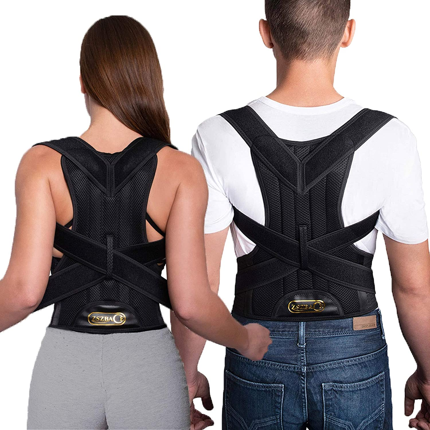 Breathable Milwaukee Mall Back Support Trust and Lumbar Bac Lower Brace provides