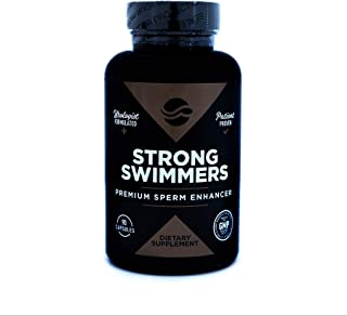 Strong Swimmers - Sperm Enhancement Multivitamin for Men