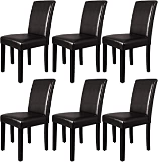 Best oak upholstered dining chairs Reviews