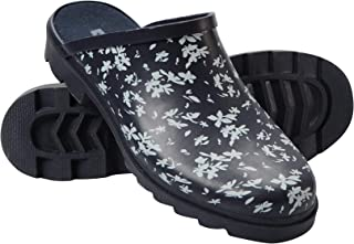 Mountain Warehouse Botas de Agua Slip-on Estampadas para