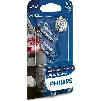 fits NISSAN JUKE 10-/> Sidelight Bulbs W5W 501 Osram Halogen Cool Blue Intense 5w