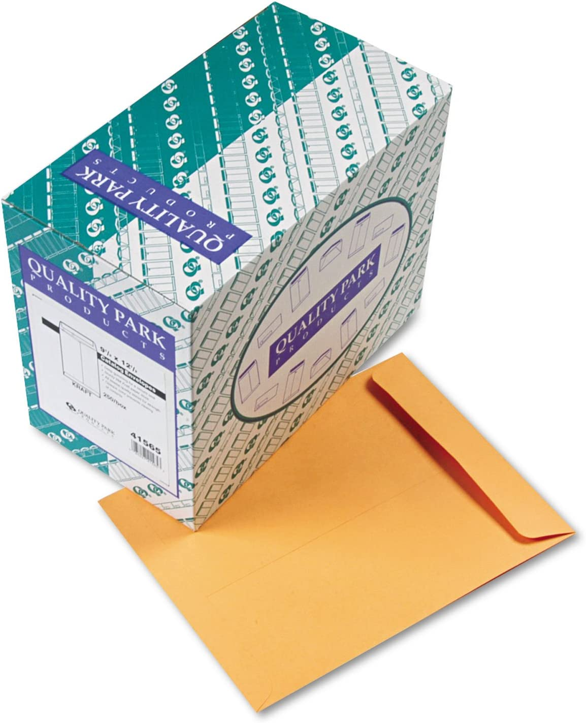 Quality Park 41565 Catalog Envelope 2-Inch Baltimore Mall 28Lb New product!! Plain x12 9-1