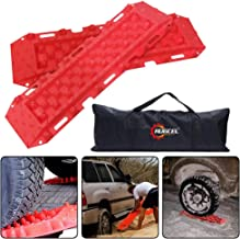 RUGCEL WINCH New Recovery Traction Tracks Sand Mud Snow Track Tire Ladder 4WD