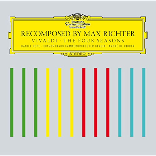 Richter Recomposed By Max Richter Vivaldi The Four Seasons Spring 1 By Max Richter Daniel Hope Konzerthaus Kammerorchester Berlin André De Ridder On Amazon Music